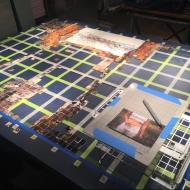 Translating image to tile